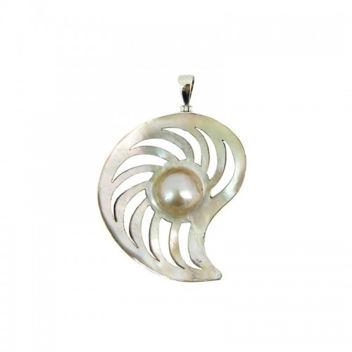 Carving Shell And Pearl A