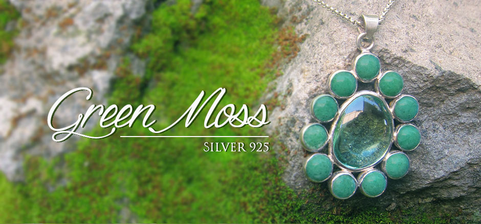 Green Moss collection
