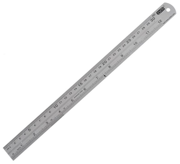 Stainless-Steel-Ruler