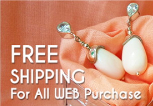 Free Shipping For All Web Purchase
