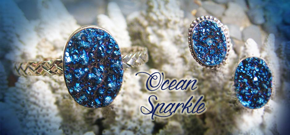 Ocean Sparkle collection